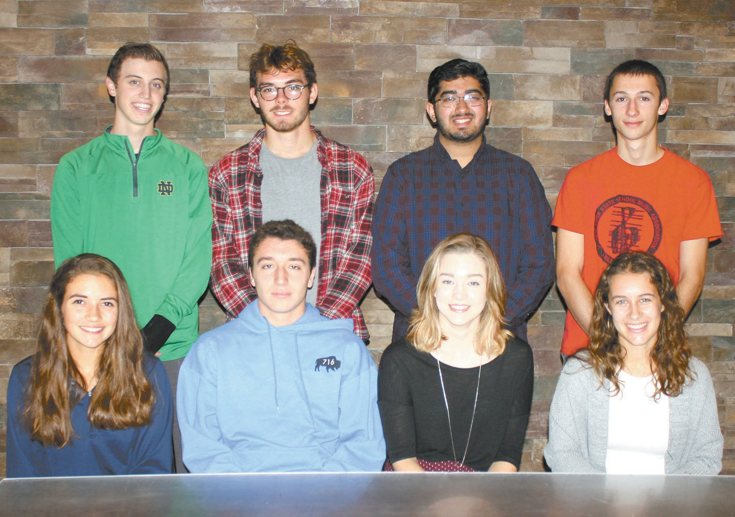 Eight OPHS students named commended students in 2019